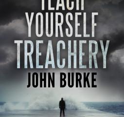 Teach Yourself Treachery with Burke's intriguing novel of romantic suspense