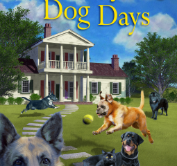 Caturday Reads:  Deadly Dog Days decidedly dull