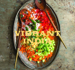 Vibrant India is a bold and exciting approach to Indian vegetarian cooking