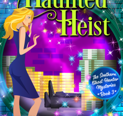 Ghostly mobsters and modern murder make for an exciting read