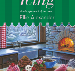 On Thin Icing is a delicious new mystery