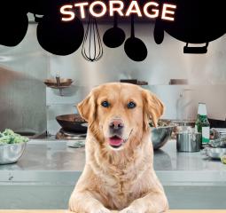 Caturday Reads: Dead Storage