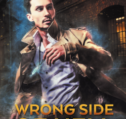 Wrong Side of Hell is a fun paranormal with a bit of a twist