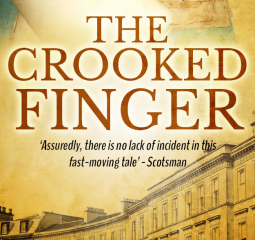 The Crooked Finger is a sweet gothic adventure