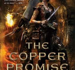 Jen Williams delivers a fantastic old-school adventure with The Copper Promise