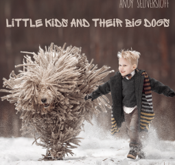 Caturday Reads: Little Kids and Their Big Dogs is big fun