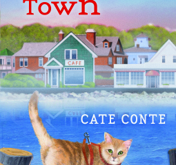 Cat About Town is catnip for mystery lovers