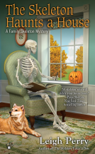 Scare up a Copy of The Skeleton Haunts a House