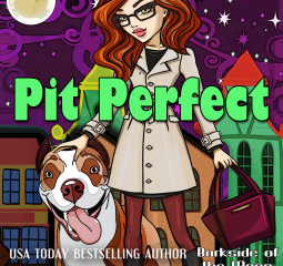 Caturday Reads:  Pit Perfect a Perfectly Adorable Cozy