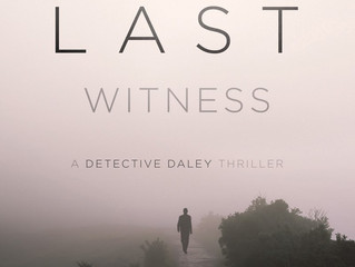 The Last Witness is a thrilling police procedural