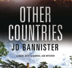 Jo Bannister's newest mystery tackles abusive relationships