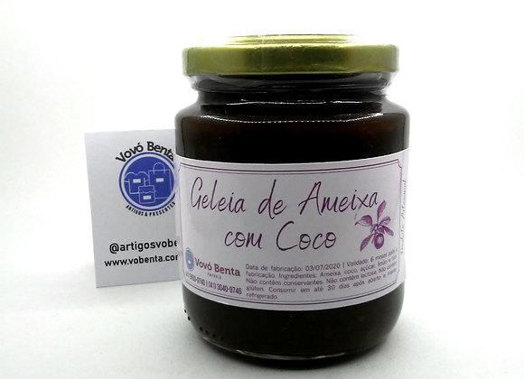 Geleia de Ameixa com Coco - GEL006
