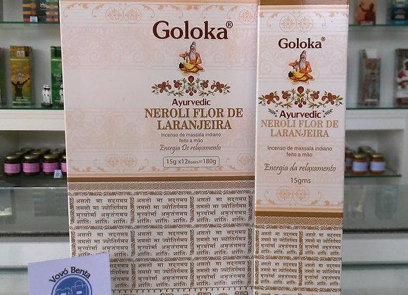 Goloka Neroli Flor de Laranjeira - INC054