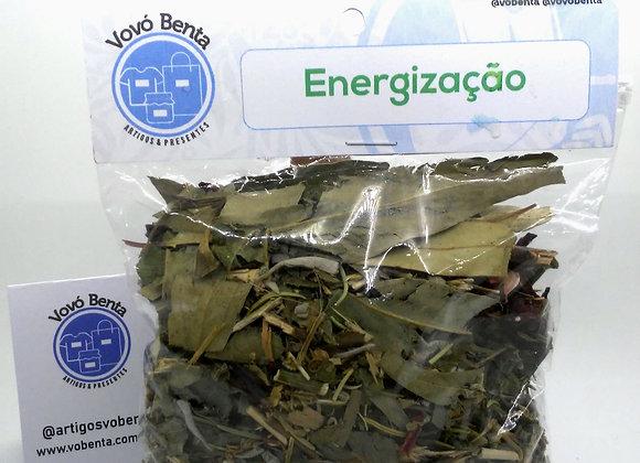 Banho de Ervas Energização - ERV007
