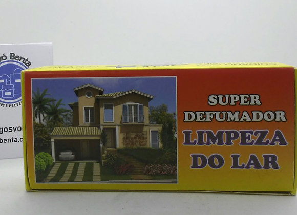 Defumador Limpeza do Lar - Natureza - INC022