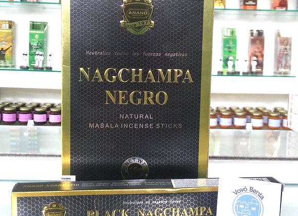Anand Black Nag Champa - INC043