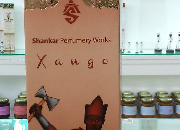 Shankar Xangô - INC006