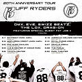 The 20th Anniversary Ruff Ryder's Tour _Returns For 10 cities Starting September 7th- September 30th