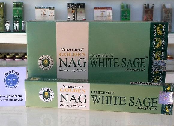Massala Golden Nag White Sage - INC051