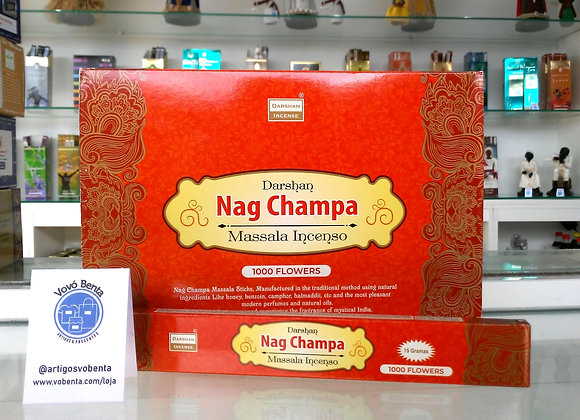 Darshan Nag Champa 1000 Flowers - INC048