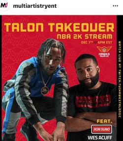Talon Take Over