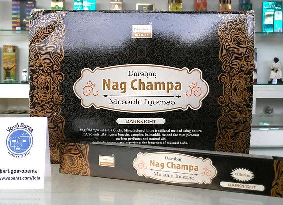Darshan Nag Champa Dark Night - INC049