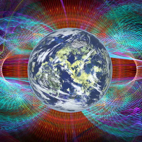 The Earths Ley Lines and Chakras-Realigning to our future consciousness.