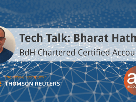 Tech Talk: An Interview with Thomson Reuters