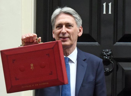 Chancellor's Autumn Budget announcements - how might they affect you?