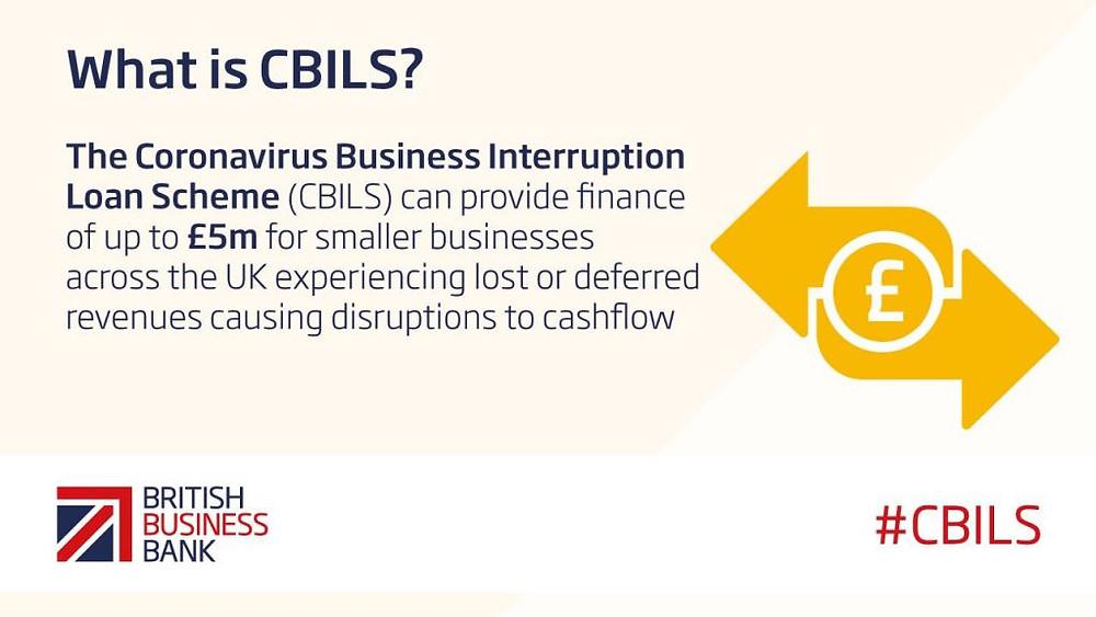 The Coronavirus Business Interruption Loan Scheme