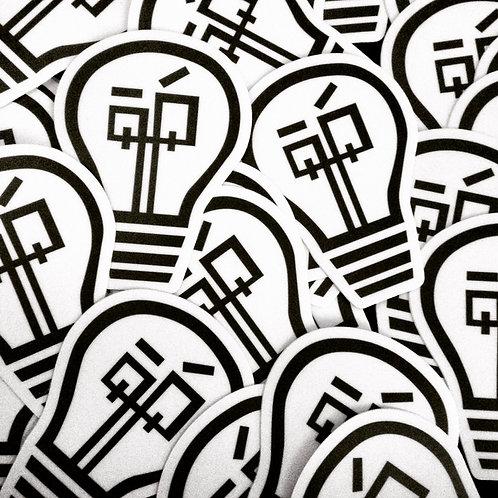 Lighthead Stickers