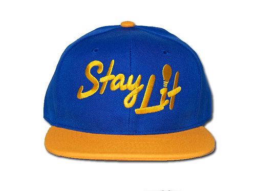 Stay Lit Snapback