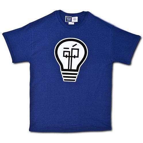 Lighthead 1st Edition Logo T-Shirt Navy