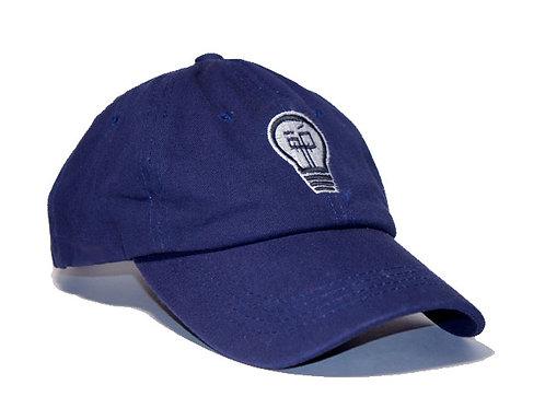 Lighthead Dad Hat Navy