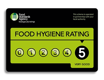 Oriental Chef Nottngham Hygiene Rating