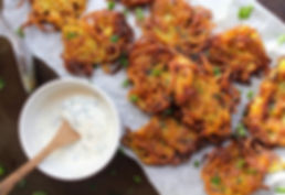 Onion Bhajjis