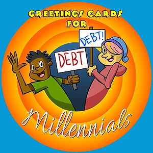 Greetings Cards for Millenials