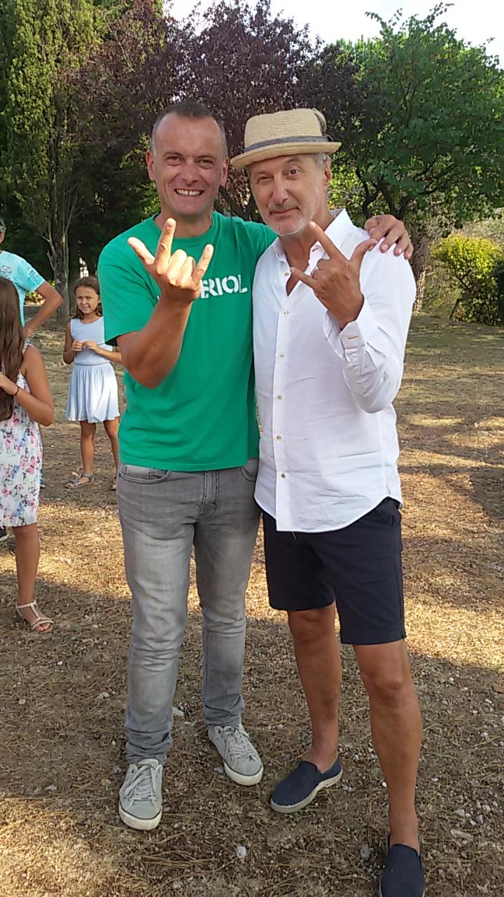 Avec Antoine Decaunes