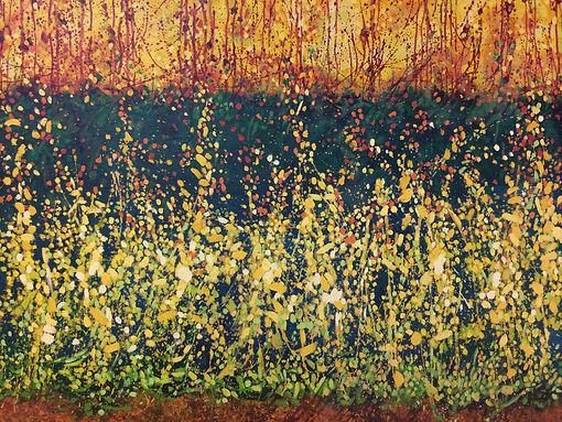 """""""Fall Field"""" by Judy Thuss"""
