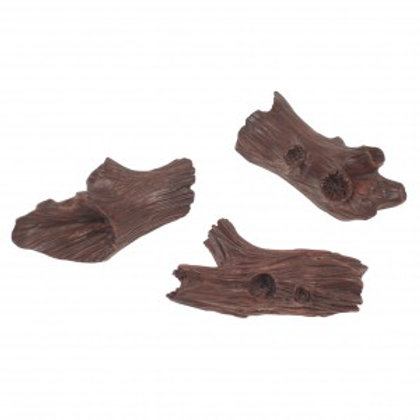 Fairy Logs - Pack of 3