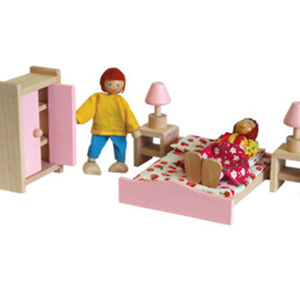 Doll House Furniture - Bedroom