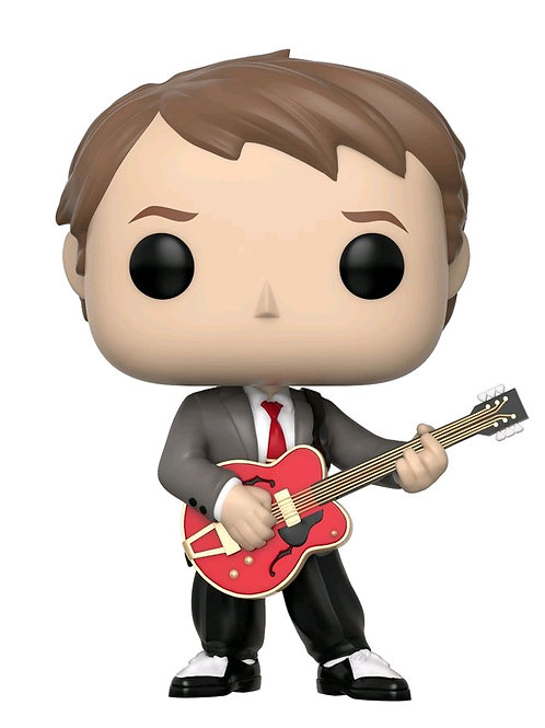 Back to the Future - Marty McFly with Guitar Fan Expo 2018 Exclusive Pop! Vinyl