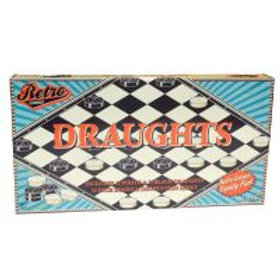 Retro Game - Draughts