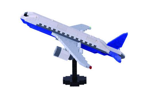 Nano Block Airliner