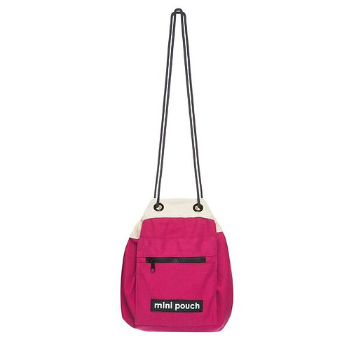 Mini Play Pouch - Hot Pink