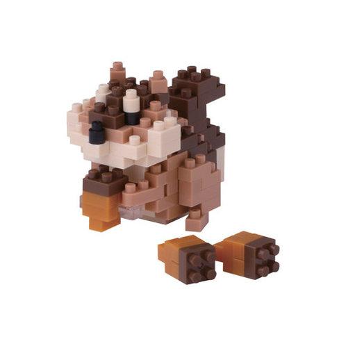 Nano Block Squirrel