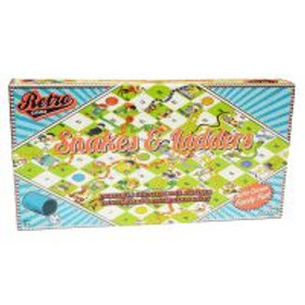 Retro Game - Snakes and Ladders
