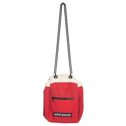 Mini Play Pouch - Rocket Red