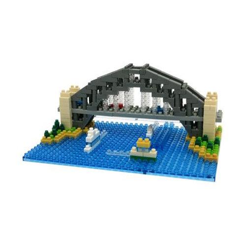 Nano Block Sydney Harbour Bridge