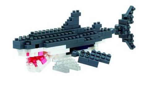 Nano Block Great White Shark